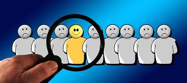 良い感情を見つける